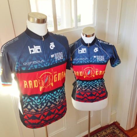 Bike Team Jerseys
